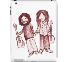Country Couple iPad Case/Skin