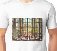 Art Deco Window Unisex T-Shirt