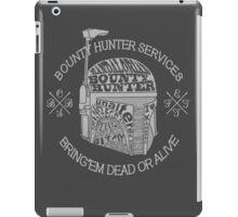 Hunter services. (Alternate) iPad Case/Skin