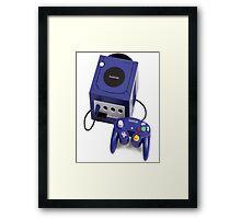 Nintendo Gamecube Framed Print