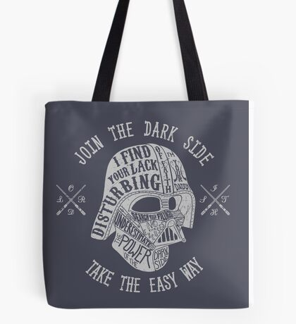 The easy way. (Alternate) Tote Bag