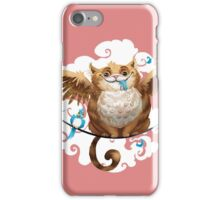 The Hungry Kitty Cat iPhone Case/Skin