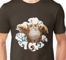 The Hungry Kitty Cat Unisex T-Shirt