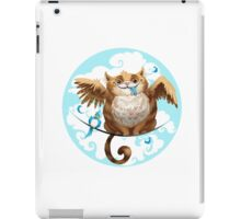 The Hungry Kitty Cat iPad Case/Skin