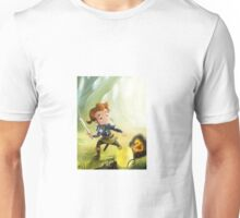 Kid & Dragon Unisex T-Shirt
