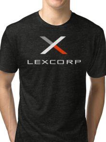 Lex Corp X Tri-blend T-Shirt