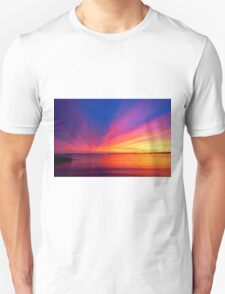 Saturated Sunset T-Shirt