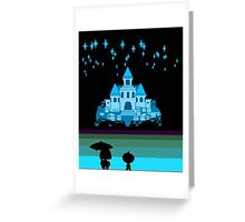 Undertale Rules Greeting Card