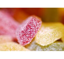 Sweet & Sour Photographic Print