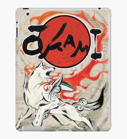 Classic Okami iPad Case/Skin
