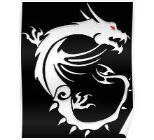 Gaming Dragon Poster