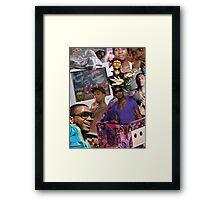 Lil B BasedGod Framed Print