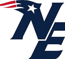 New England Patriots by AlbaGG