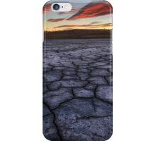 Cracking Sunset iPhone Case/Skin