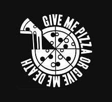 Give Me Pizza Or Give Me Dath Men's Baseball ¾ T-Shirt