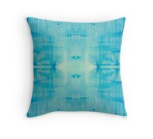 Serenity by Stephanie Burns Throw Pillow