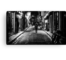 st germain girl Canvas Print