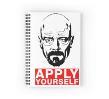 Apply Yourself  Spiral Notebook