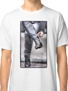 NY Boots in SYD Classic T-Shirt