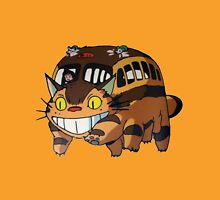 Cat Bus Totoro Unisex T-Shirt