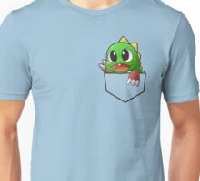 Bust a Move Pocket Bobble Design Unisex T-Shirt