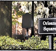 Orleans in Savannah by Cyn Piromalli