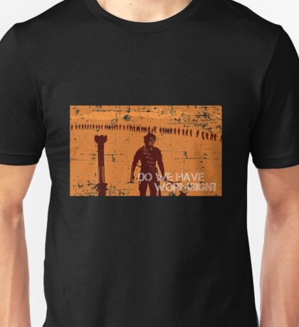 Do We Have Wormsign? - Inspired by Dune Unisex T-Shirt
