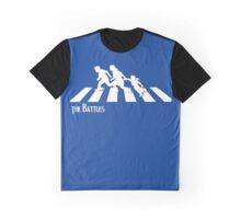 Parody : The Battles Graphic T-Shirt
