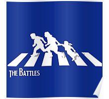 Parody : The Battles Poster