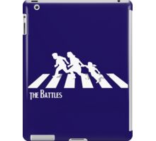 Parody : The Battles iPad Case/Skin