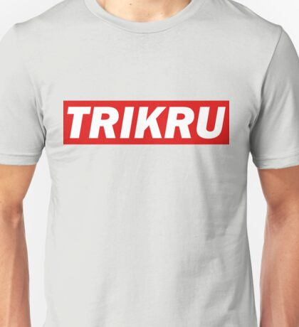 The 100 - Trikru (Tree People) - Obey Type Style Unisex T-Shirt