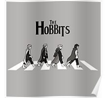Parody : The Hobbits Poster