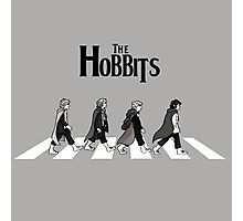 Parody : The Hobbits Photographic Print