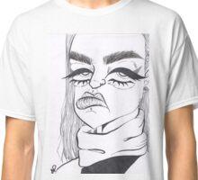 Fed up (Black&White) Classic T-Shirt