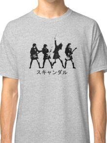 Scandal (japanese band) Classic T-Shirt