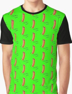 Silly Sausage Graphic T-Shirt