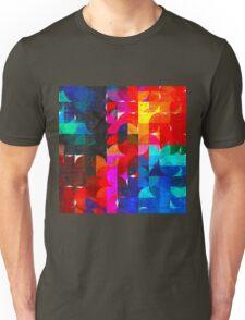 geometry impressionism Unisex T-Shirt