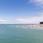 St Leonards Panorama by Linda Lees