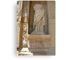 Episteme: Personification of Knowledge Metal Print