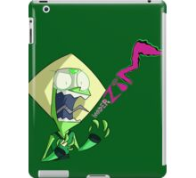 invander zim iPad Case/Skin