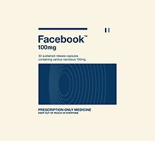 Retro social media medicine pack (Facebook Flat) by Ivan Krpan