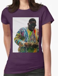 The Notorious B.I.G  Womens T-Shirt