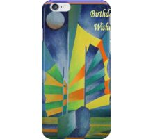 Birthday Wishes Junk By The Light Of The Silvery Moon iPhone Case/Skin
