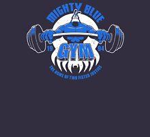 Mighty Blue Gym Unisex T-Shirt