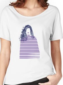 Stripe girl Women's Relaxed Fit T-Shirt