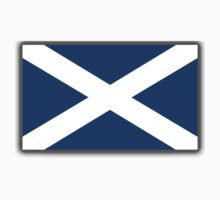 Scotland, SNP, S.N.P, Scottish Independence, Scottish Flag, Saltire, Scots, Flag of Scotland, Pure & Simple Baby Tee