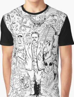 Charles Fort Graphic T-Shirt