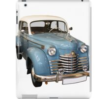 Old timer iPad Case/Skin