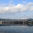 Panorama Of Marmaris Bay  by taiche