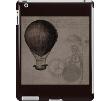 Vintage Hot Air Balloon iPad Case/Skin